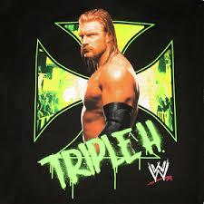 صور تريبل اتش WWE_TripleH_Cross_Black_Shirt