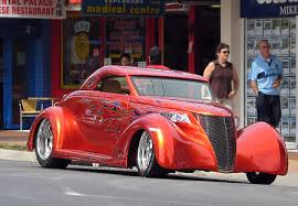 Hankering for Hot Rods