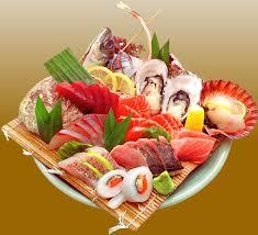 sushi SashimiPlatter