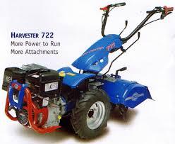 Vermont BCS 720 Harvester