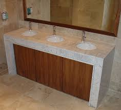 Marble and Granite Bathroom Interiors