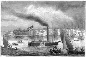 Kapal Api - Robert Fulton