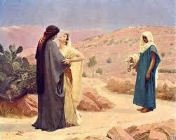 Ruth, die Großmutter von David war keine Jüdin! Ruth_naomi_calderon