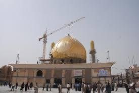 مداحی در وصف سامراء بعد از  تخریب حرم توسط دشمنان اسلام