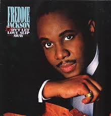 Freddie Jackson Comes To
