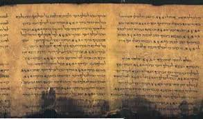 Some of the Dead Sea Scrolls