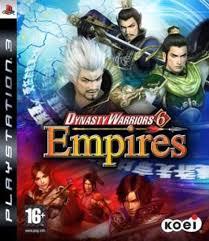 Dynasty Warriors 6: Empires PS3 Cheats