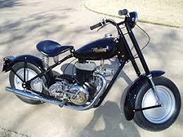 mustang vintage motorcycles