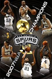 Ablazingly San Antonio Spurs