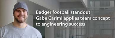tackle Gabe Carimi (#68)
