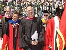 Steve Jobs to 2005 graduates: