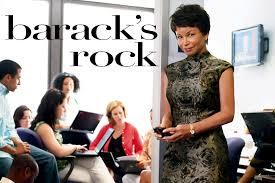 Valerie Jarrett Rocked Barack.