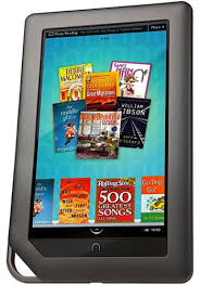 Launches The Nook Color