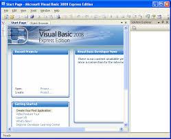Visual Basic 2008 Step1