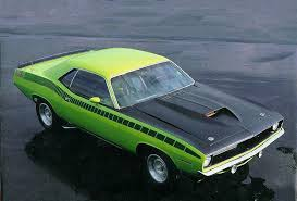 Derbi Variant Cross Plymouth_hemi_cuda-side2