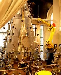 FANUC Robots for Neiman Marcus