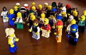My LEGO man 365: 2nd year -