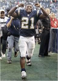 B1:1* LaDainian Tomlinson released by San Diego Chargers