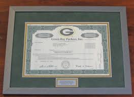 With the Green Bay Packers