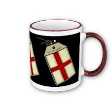 St George Cross Label Coffee