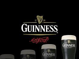 Guinness Logo Pint 1024 Una Guinness Gratis!