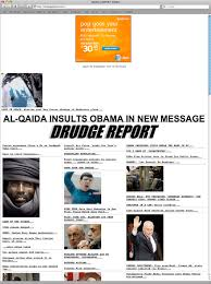 Why the Drudge Report is one