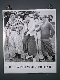 The Three Stooges Golf with