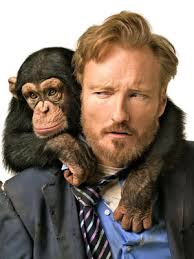 Funny man Conan O'Brien