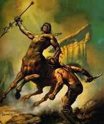 La légende des éléments Centaure2