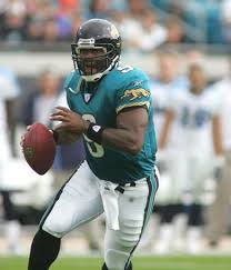 David Garrard led the Jaguars