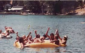 Da Boys Bass Lake 1970s