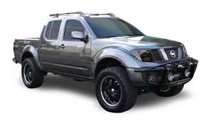 Current Nissan Frontier