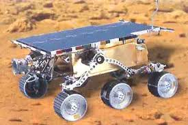 Mars rover mission began in
