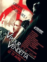 film V pour Vendetta