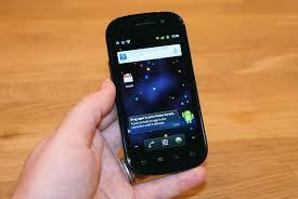 The Google Nexus S is the