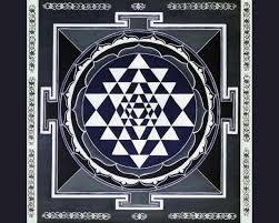 Wallpapers Backgrounds - Sri Yantra Wallpapers