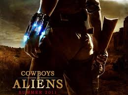 Cowboys and Aliens Trailer