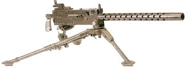 Les armes à feu M1919A4