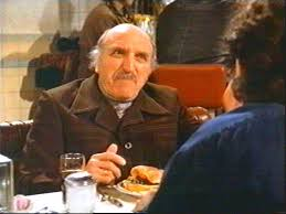 as Uncle Leo on Seinfeld.