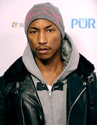 Rapper Pharrell Williams