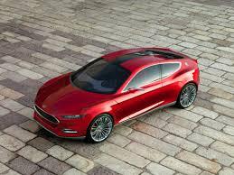 2012 Ford Evos Concept photo