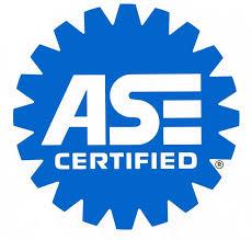 ASE certified technicians Logo