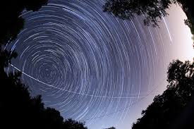 The meteor shower, which will