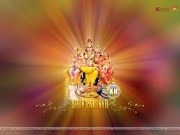 Wallpapers Backgrounds - Shiv Parivar Wallpapers