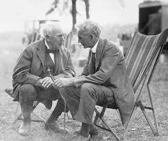 Edison y Ford buscaban reformar el sistema monetario