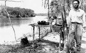 Claude Lévi Strauss, trabalho de campo no Brasil, 1933