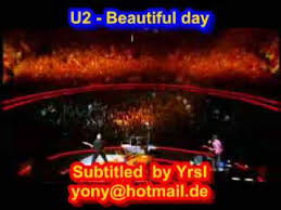 Beautiful day - U2