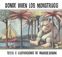 54. &quot;Donde viven los monstruos&quot; de Maurice Sendak