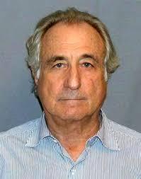 Bernard Madoffs mugshot