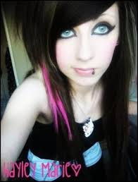 صور emo girl